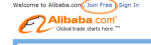 алибаба регистрация